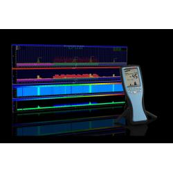 HANDHELD SPECTRUM ANALYZER...
