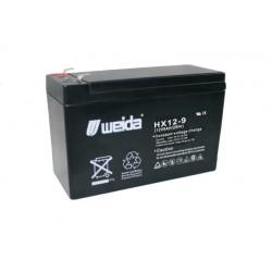 Weida HX12-9 (12V, 9Ah)