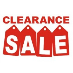 On Sale, Clearance & Rental